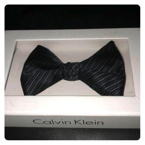 Calvin Klein bow ties